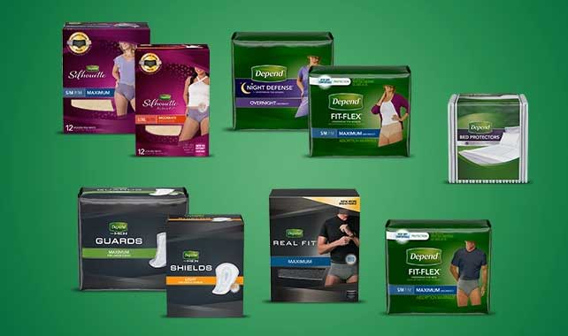 Depend Incontinence Solutions