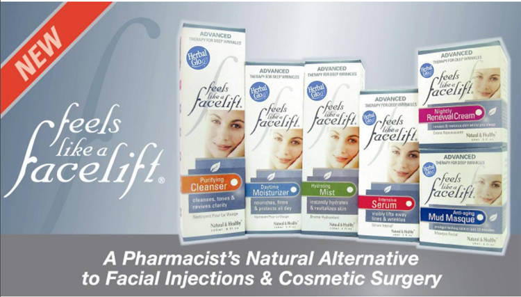 Buy Feels Like a Facelift Products