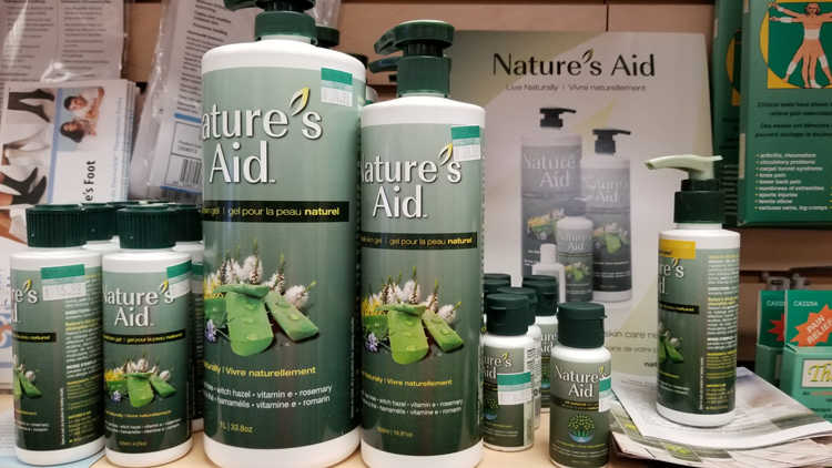 Nature's Aid Products